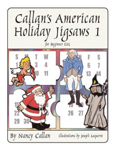 Book Cover: American Holiday Jigsaws 1