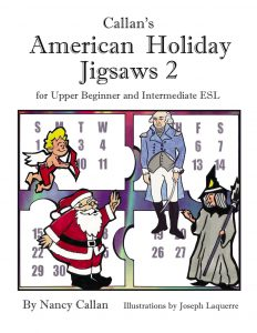 Book Cover: American Holiday Jigsaws 2