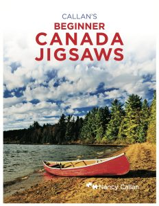 Book Cover: Beginner Canada Jigsaws