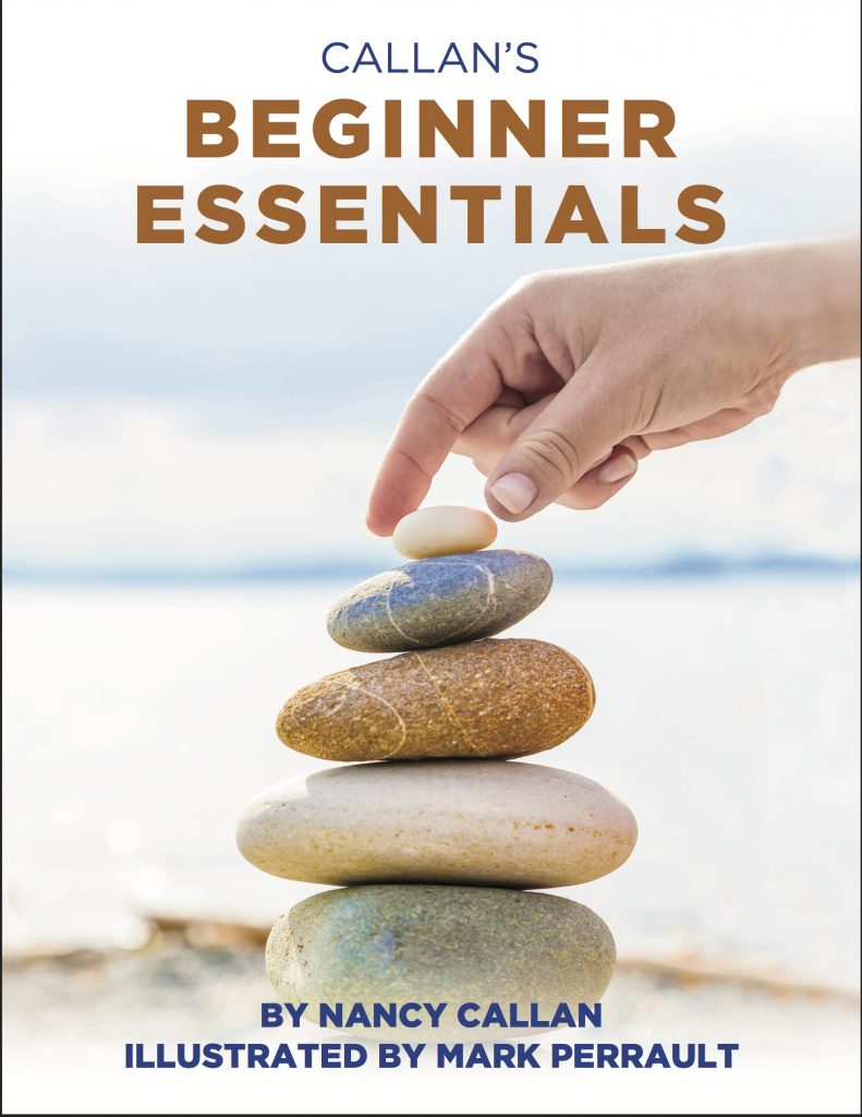 Book Cover: Callan's Beginner Essentials