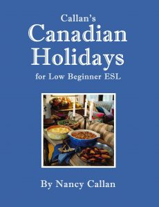 Book Cover: Canadian Holidays