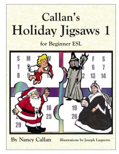 Book Cover: Holiday Jigsaws 1