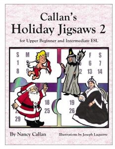 Book Cover: Holiday Jigsaws 2