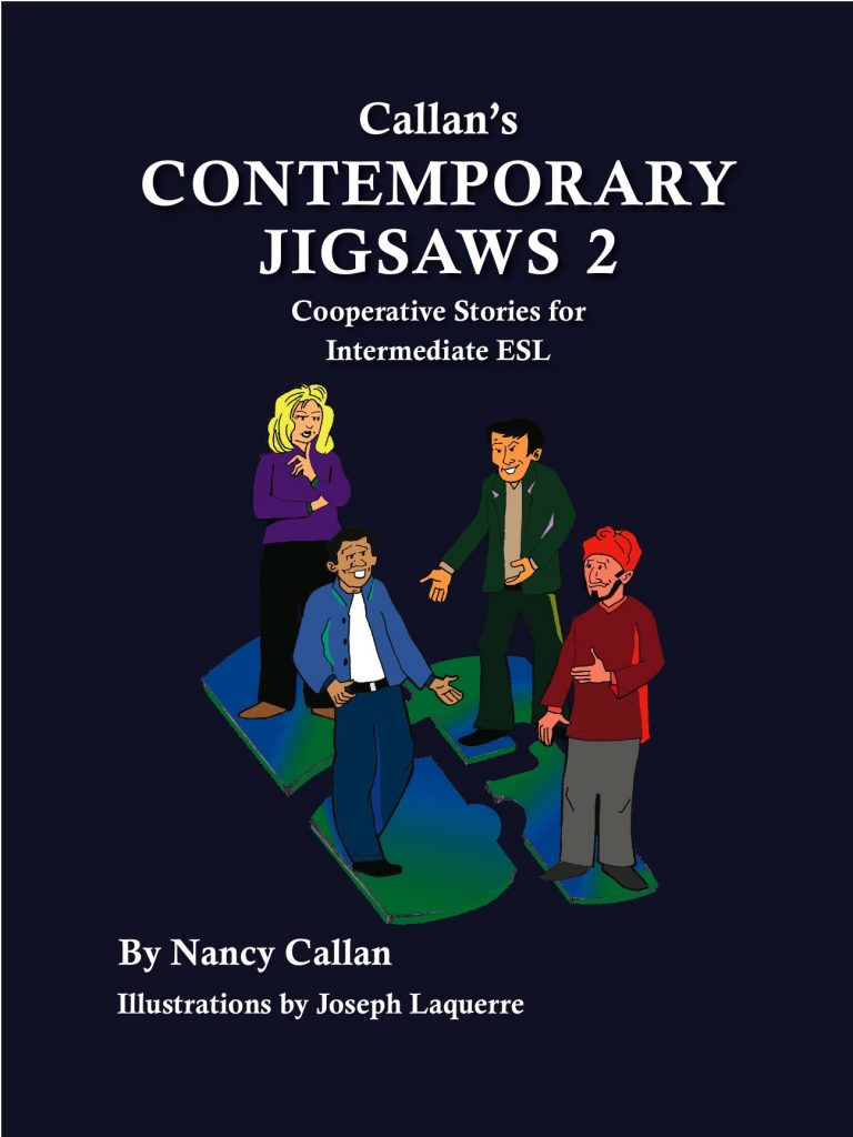 Book Cover: Contemporary Jigsaws 2