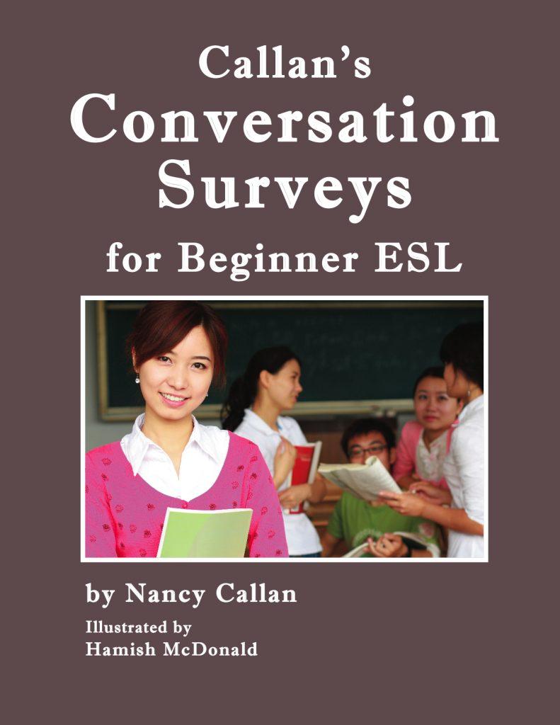 Book Cover: Conversation Surveys