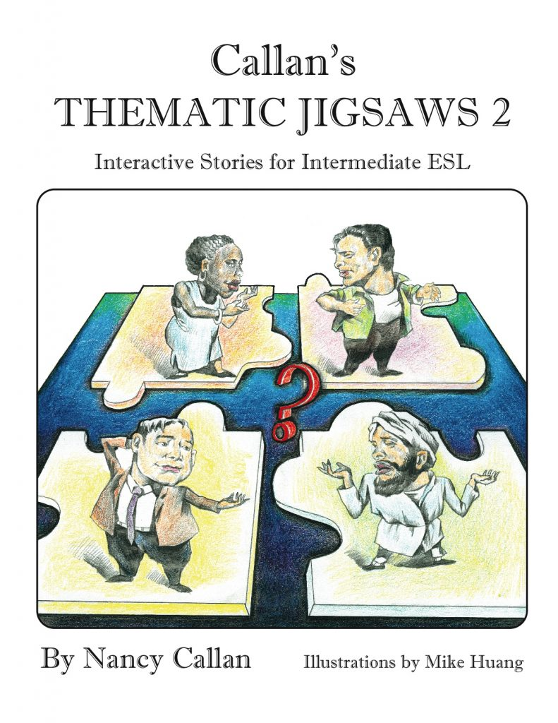 Book Cover: Thematic Jigsaws 2